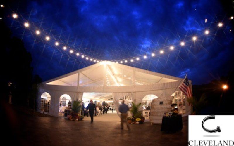 Shangri-La Event Center Ohio wedding for Emma & Ryan
