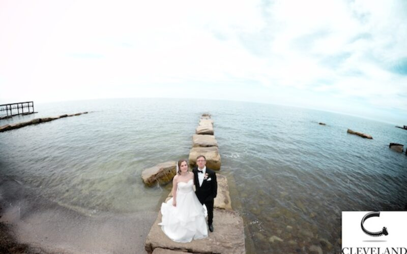 Ahern banquet Center Avon lake Ohio wedding  for Carly & Michael